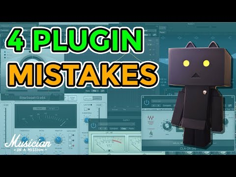 Mixing with Plugins? Don't Make These 4 Vital Mistakes