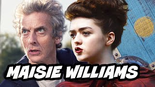 Doctor Who Series 9 Episode 6 - Maisie Williams TOP 5 and Easter Eggs