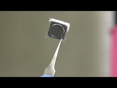 Researchers test device that heals wounds with single touch