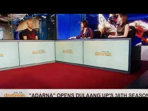 SOLAR DAYBREAK: Vlad Gonzales