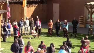 Native American Veterans Gourd Dance 2015 - Part 1