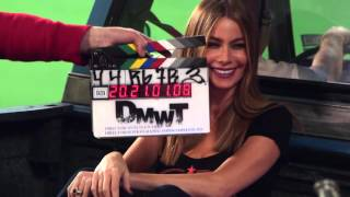 Reese Witherspoon, Sofia Vergara Behind the Scenes of Hot Pursuit