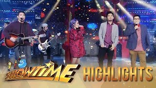 It's Showtime: December Avenue, Six Part Invention, Jugs, Teddy, and KZ performance (Part 1)