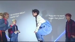 proof bts twerking goes with anything