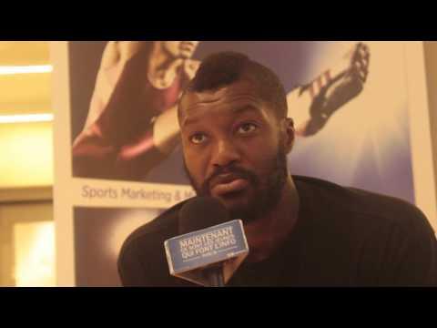 "Djibril Cissé : "" J'aime bien transmettre..."""