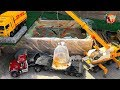 BRUDER TRUCK Transport New REAL #FISH! 🐟Toy truck Action