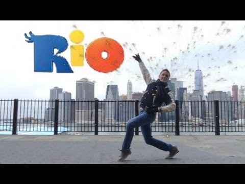 "I go to Rio (Hugh Jackman) - Broadway Musical ""The Boy from Oz"" - Theater Dance Jazz Choreography"