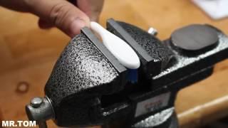 3 Astuces impressionnantes avec des brosse à dents   YouTube