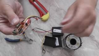 Видео переделка китайского сенсора на любое устройство.