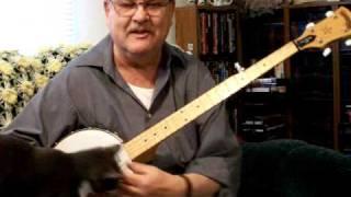Beginner's Old Time Banjo Lesson - As Easy As 1-2-3 - Volume 1