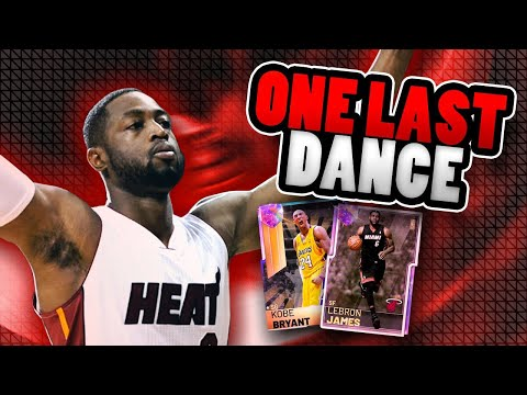 GALAXY OPAL KOBE! Wade Chasing the Ghost in His Final Dance!