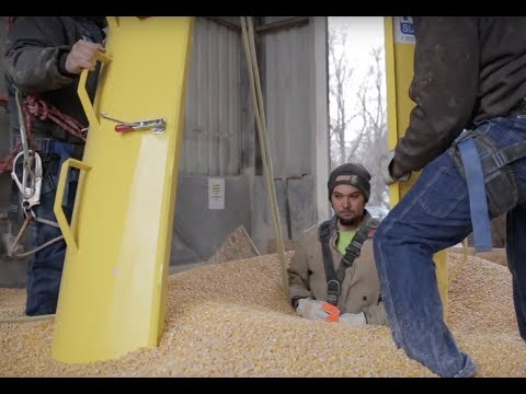 Farm News Five: Avoid grain engulfment tragedies