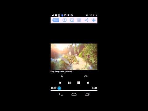 Free Music Video -  YouTube video player - androd App