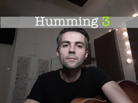 Vocal Warm Up - Humming part 3 | Theo Nt | theont.com