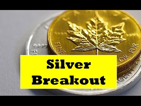 Gold & Silver Price Update - March 1, 2017 + Silver Breakout