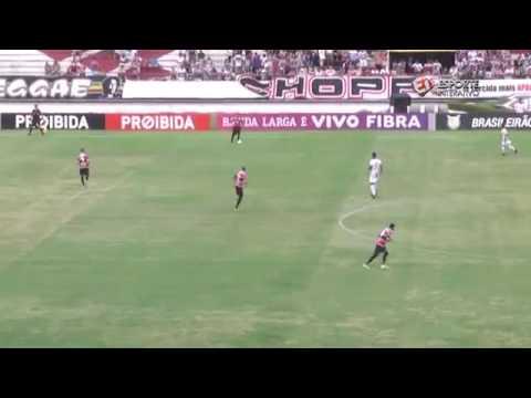 Melhores momentos : Gol de Santa Cruz 1 x 0 América MG - Brasileirão série A 2016