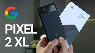 Google Pixel 2 XL восхитителен: сравнение с iPhone X, распаковка, особенности покупки из США