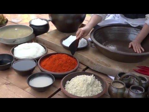 Generate How to make Gochujang: Korean Red Chili Sauce Screenshots