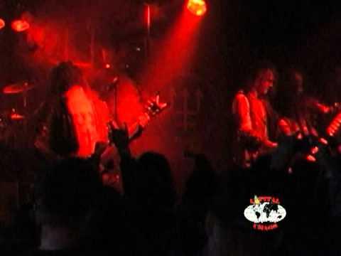 Watain LIVE in Orangevale, California via...