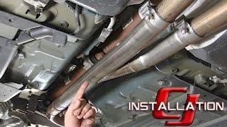 mustang ecoboost exhaust guide cj