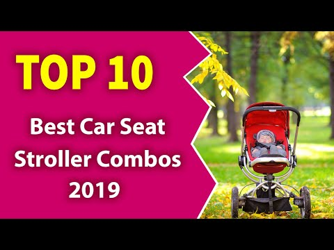10 Best Car Seat Stroller Combos (2019)-Good Car!.
