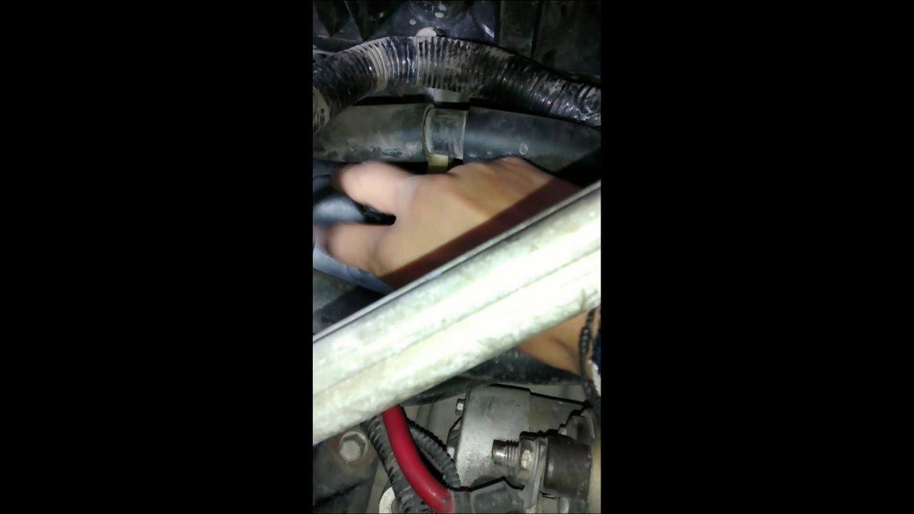 Ubicaci 243 N De V 225 Lvula Pcv Ford Ranger 2005 Youtube
