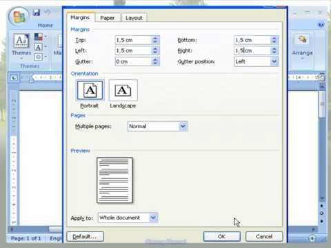 Cara Cepat Belajar Microsoft Office Word 2007 Secara Komplet