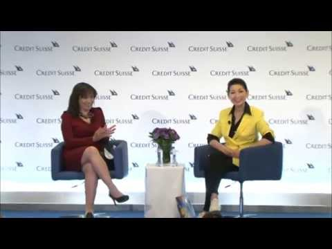 AIC 2014 Panel: The Impact of the Rising Financial Independence of Women