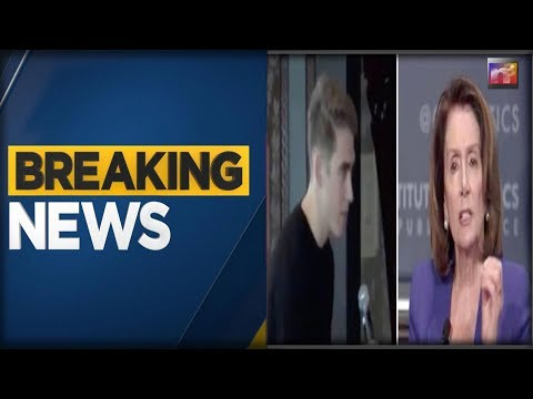 YES! Pelosi Just Got CONFRONTED To Her FACE By Brave Student Over 1 Word She Wished She Never Used