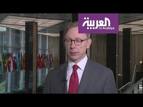 براين هوك للعربية: إيران استغلت رفع العقوبات في عهد أوباما لتمويل الإرهاب  - نشر قبل 50 دقيقة