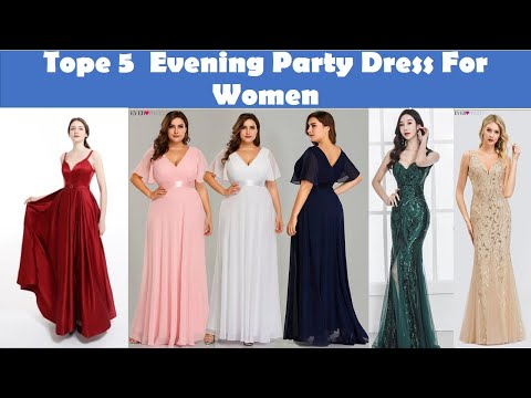 top-5-evening-party-dress-for-women-|-best-gift-collection