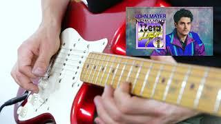 Download Lagu John Mayer New Light Guitar Solo Mp3