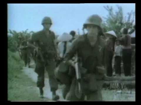 Vietnam war music video animals good times
