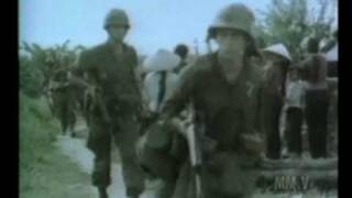 Vietnam war music video animals good times