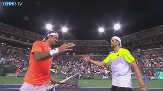Tuesday Highlights: 2015 BNP Paribas Open - ATP Indian Wells