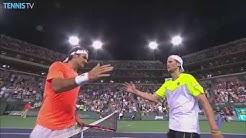Tuesday Highlights: 2015 BNP Paribas Open - ATP Indian Wells