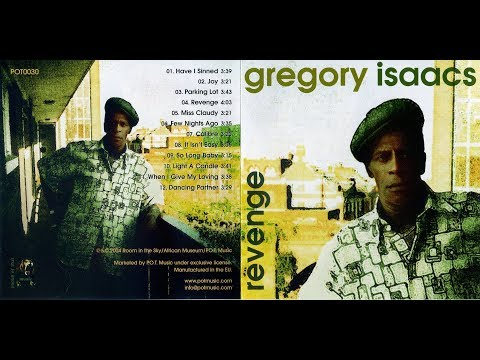 Gregory Isaacs - Revenge (Full Album)