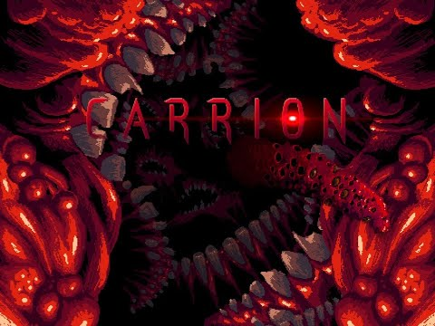 Carrion playthrough #1 [This game is brutal!] |