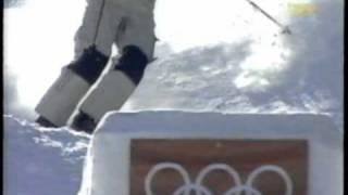 Shannon Bahrke: 2002 Olympics Moguls Final
