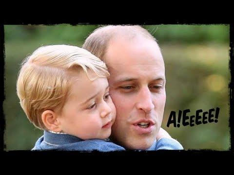 Prince William : Son cliché pour la fête des pères fait polémique