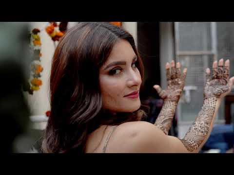 Indian Mehendi Cinematic Video