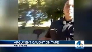 NBCLA 4 - Oxnard Police Under Fire After Caught on Camera Confrontation