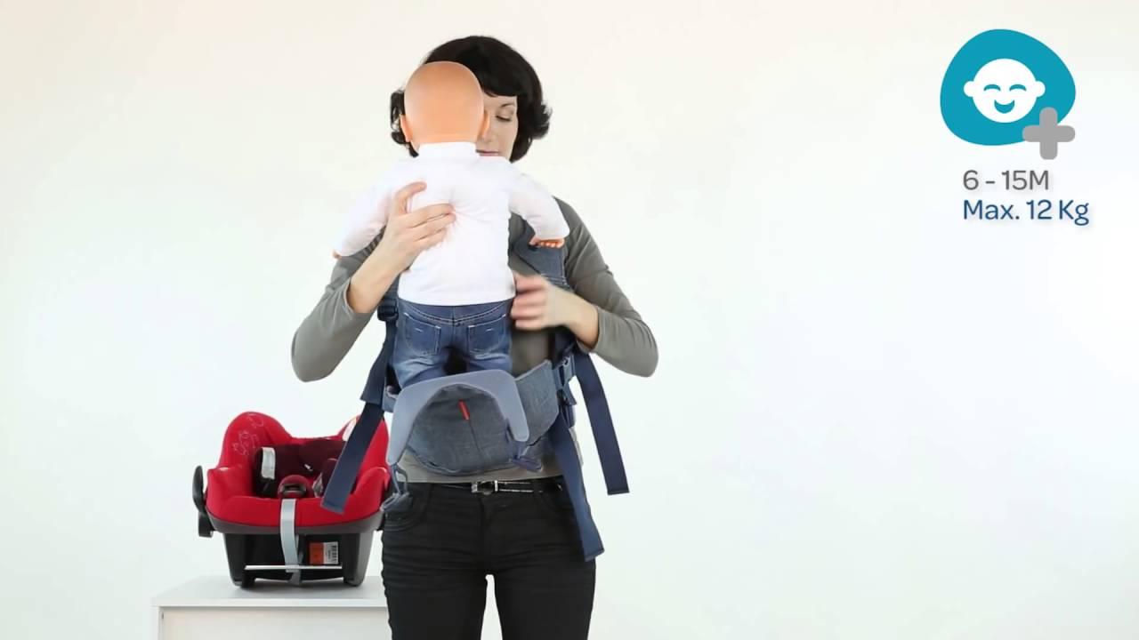 Porte-bébé Easia par Bébé Confort 6564a324683
