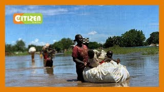 Hundreds displaced following heavy rains in Tana River