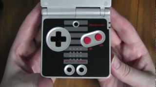 CGRundertow CLASSIC NES GAME BOY ADVANCE Video Game Hardware Review