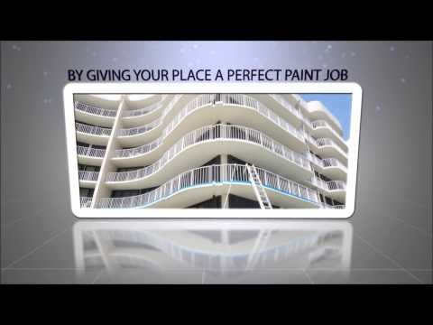 Painters West Palm Beach | Professional Building Restoration