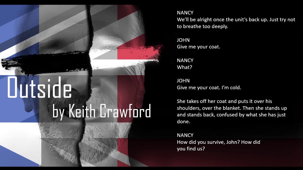Keith Crawford | Paris Writers Group
