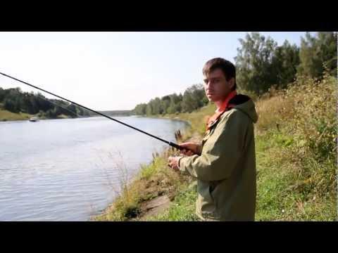 Ловим судака на канале им москвы