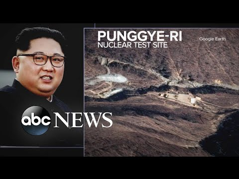 North Korea offering access to the nuclear site's demolition