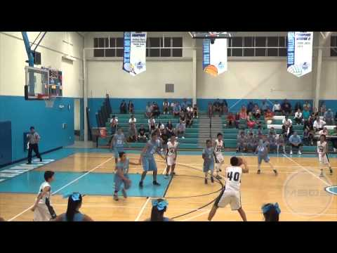 Mid Pacific Institute Intermediate Boys Basketball Mixtape 4